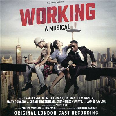 Working : a musical : original London cast recording.