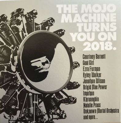 Mojo presents. The Mojo machine turns you on 2018.