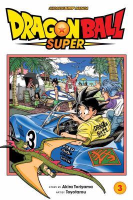 Dragon Ball super. 3, Zero mortal project!