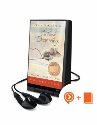 The tale of Despereaux (AUDIOBOOK)