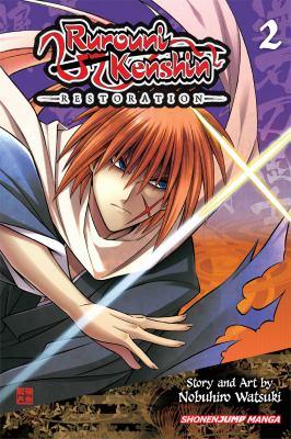 Rurouni Kenshin. Restoration. 2