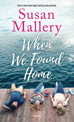 When we found home (LARGE PRINT)