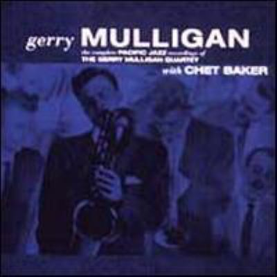 The complete Pacific Jazz recordings of the Gerry Mulligan Quartet with Chet Baker.