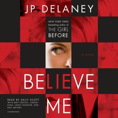 Believe me (AUDIOBOOK)