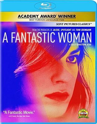 A fantastic woman (blu-ray) = Una mujer fantástica