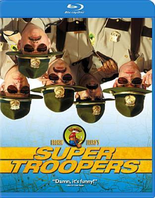 Super troopers (blu-ray)