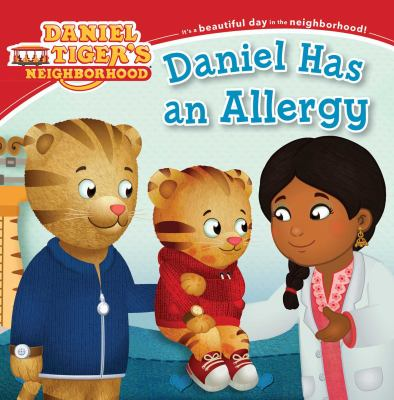 Daniel has an allergy