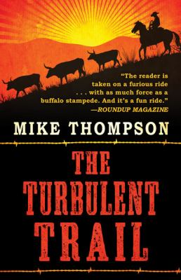 The turbulent trail (LARGE PRINT)
