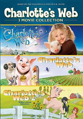 Charlotte's web 3 movie collection
