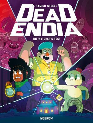 DeadEndia : the watcher's test