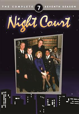 Night court. The complete seventh season