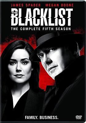 The blacklist. The complete fifth season.