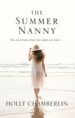 The summer nanny (LARGE PRINT)