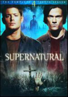 Supernatural. The complete fourth season