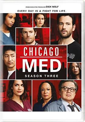 Chicago Med. Season three