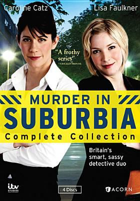 Murder in Suburbia. Complete collection