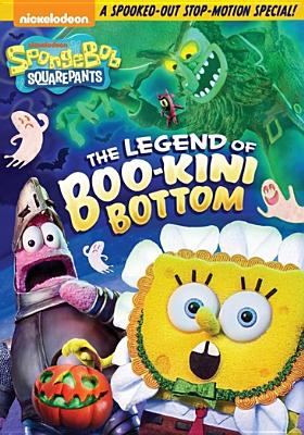 Spongebob Squarepants. The legend of Boo-kini Bottom.
