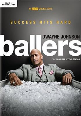 Ballers. The complete second season.