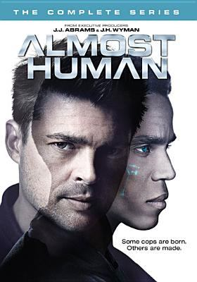 Almost human : the complete series
