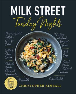 Christopher Kimball's Milk Street : Tuesday nights