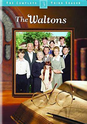 The Waltons. The complete third season