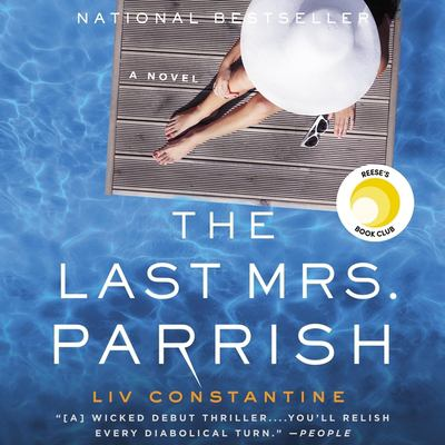 The last Mrs. Parrish (AUDIOBOOK)