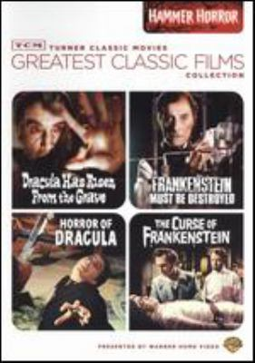 Greatest classic films collection. Hammer horror