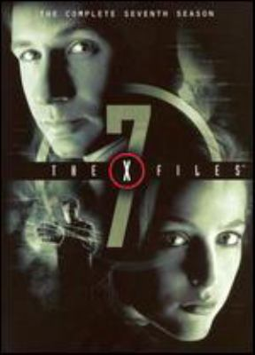 The X files. The complete seventh season
