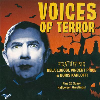 Voices of terror. (AUDIOBOOK)