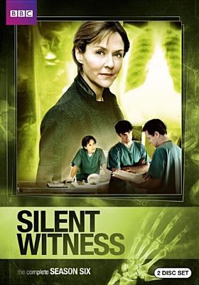 Silent witness. Complete season six.