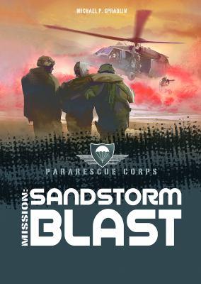 Sandstorm blast : a 4D book