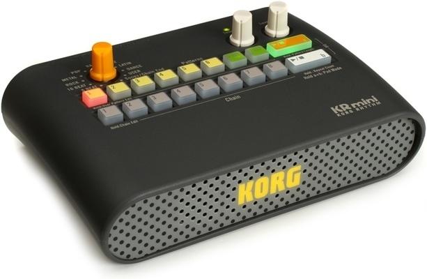 KR mini rhythm kit : Korg KR mini Korg rhythm