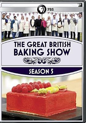 The great British baking show Season 5