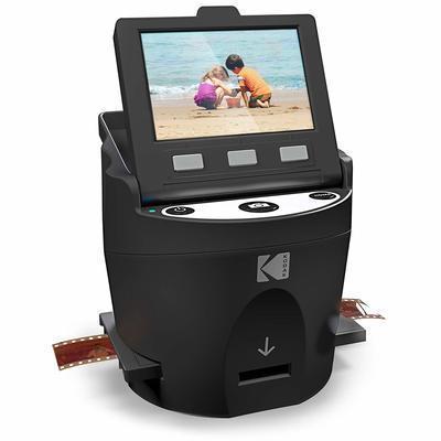 Digital film scanner : Kodak Scanza
