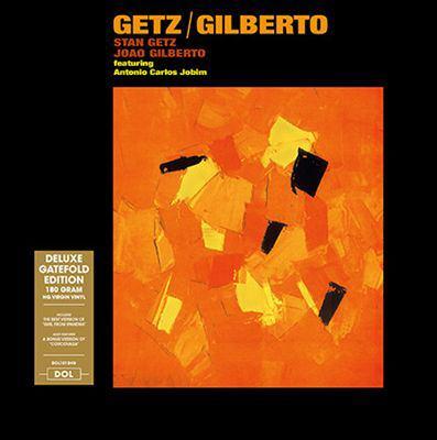 Getz/Gilberto : featuring Antonio Carlos Jobim. (VINYL)