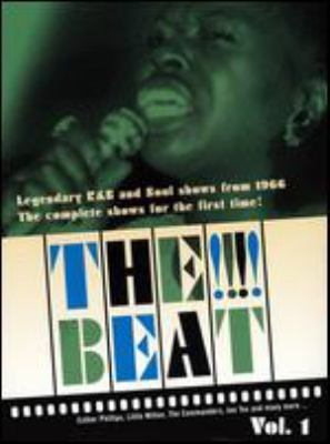 The !!!! beat. Vol. 1, Shows 1-5