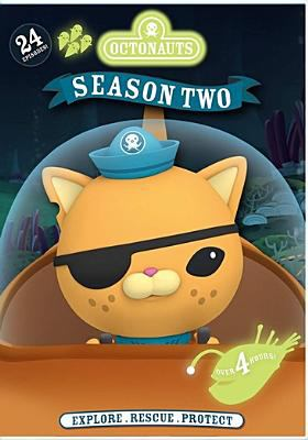 Octonauts. Season two.