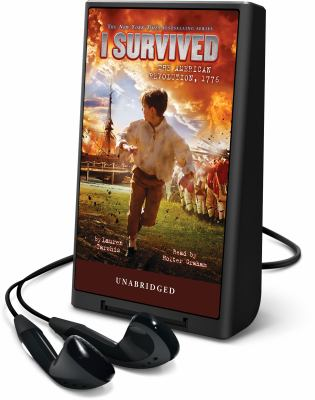 I survived the American Revolution, 1776 (AUDIOBOOK)