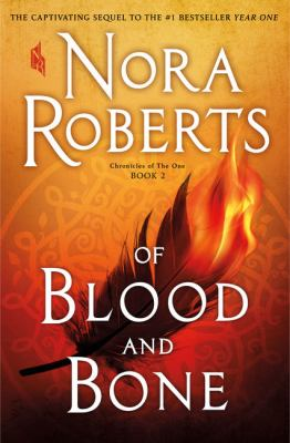 Of blood and bone (LARGE PRINT)