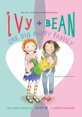 Ivy + Bean : one big happy family (AUDIOBOOK)