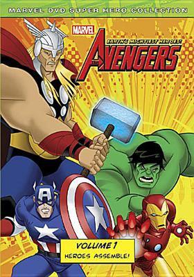 The Avengers, Earth's mightiest heroes. Volume 1, Heroes assemble!