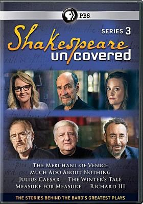 Shakespeare uncovered. Series 3