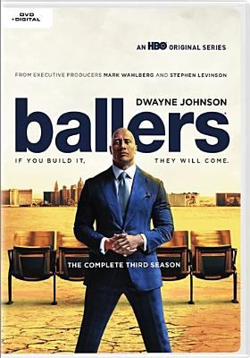 Ballers. The complete third season