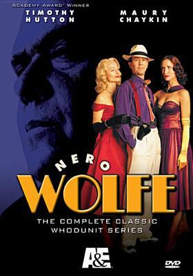 Nero Wolfe. The complete classic whodunit series