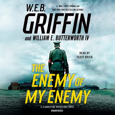 The enemy of my enemy (AUDIOBOOK)