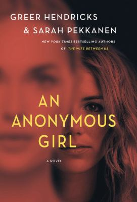An anonymous girl (LARGE PRINT)