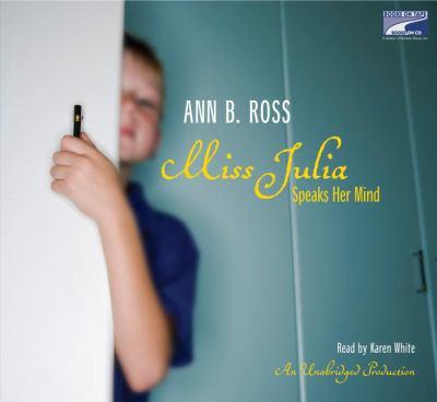 Miss Julia speaks her mind : a novel (AUDIOBOOK)