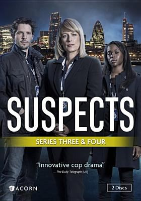 Suspects. Series three & four