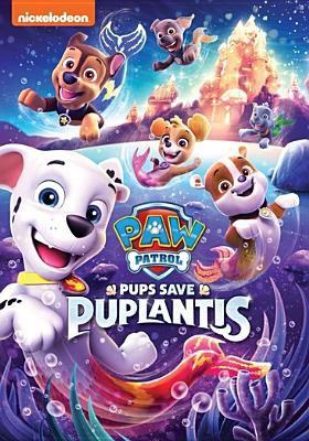 Paw patrol. Pups save Puplantis.