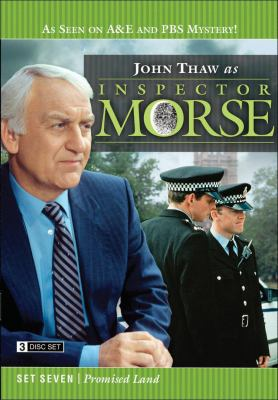 Inspector Morse. Set seven